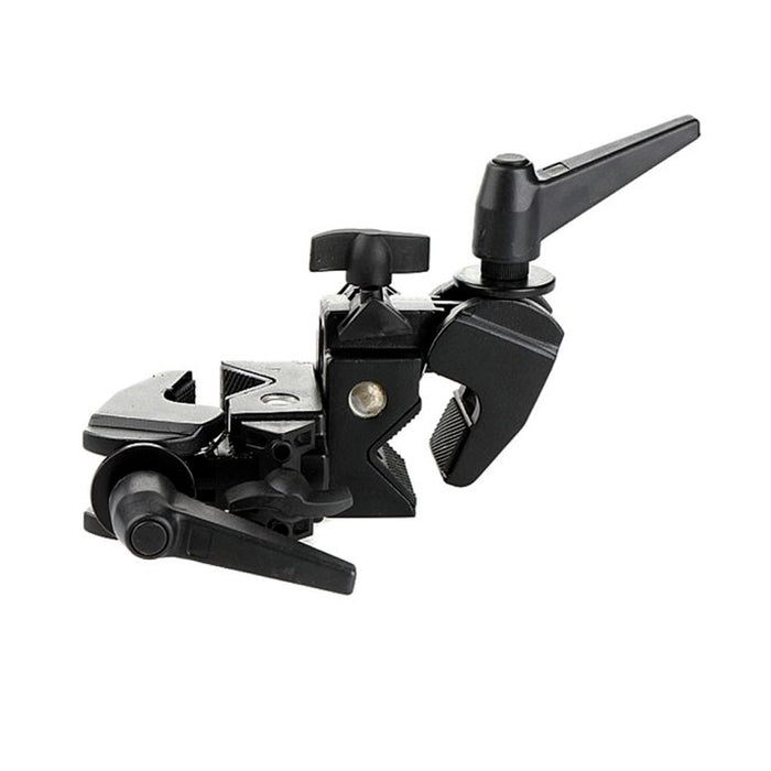 Super Pinza Manfrotto 038 Universal Doble
