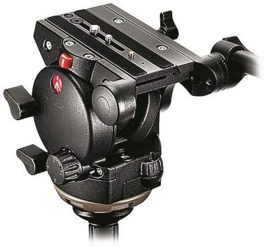 Cabeza fluida Manfrotto 526 de video para 16kg