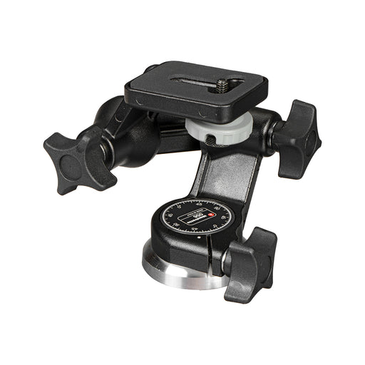 Cabeza Manfrotto 056 de 3 movimientos Junior Standard para 3kg
