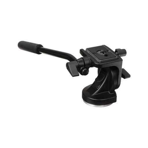 Cabeza de video Manfrotto 128RC Micro con plato rápido