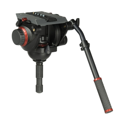 Cabeza de video Manfrotto 509HD Pro 100 para 13kg