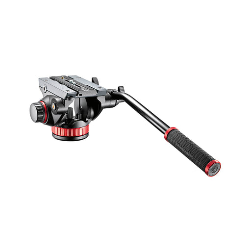 Cabeza Pro Manfrotto MVH502AH de video para 4kg