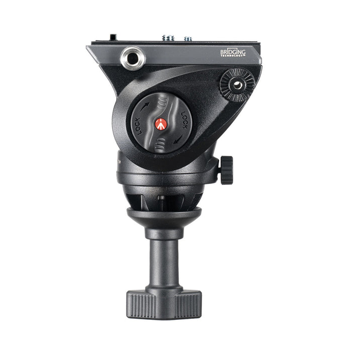 Cabeza ligera Manfrotto MVH500A de video para 5kg