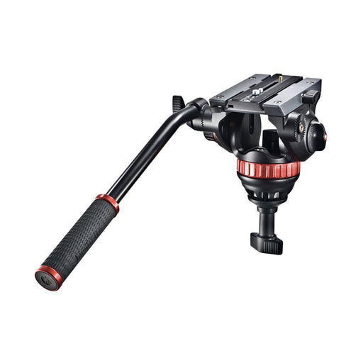 Kit de video Manfrotto MVH502A,546GB-1 para 4kg altura máxima 168.0cms altura minima 44.0cms