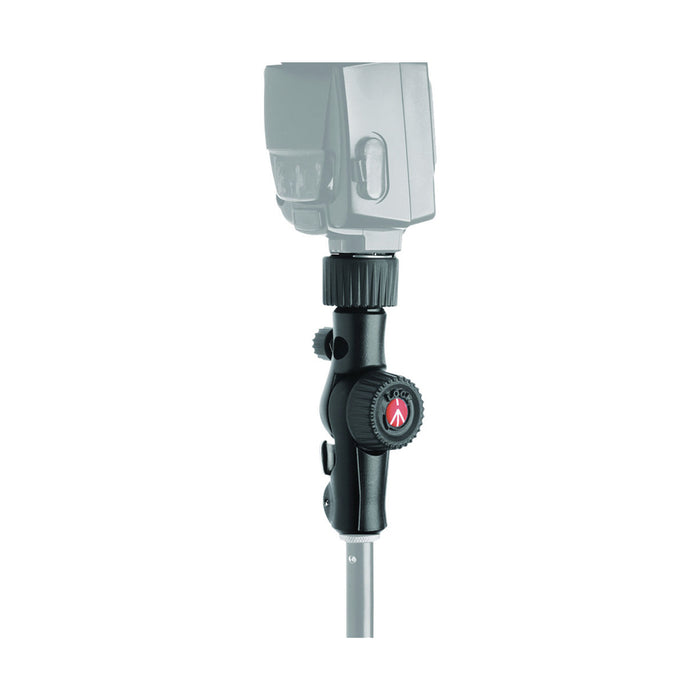 Soporte de flash Manfrotto MLH1HS con zapata