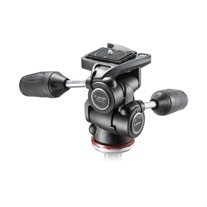 Cabeza Manfrotto MH804-3W de 3 movimientos de Adapto