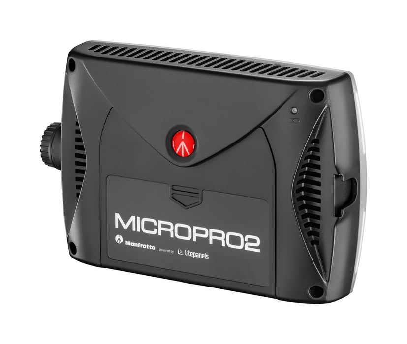 Lámpara Manfrotto MLMICROPRO2 de Led MicroPro 2