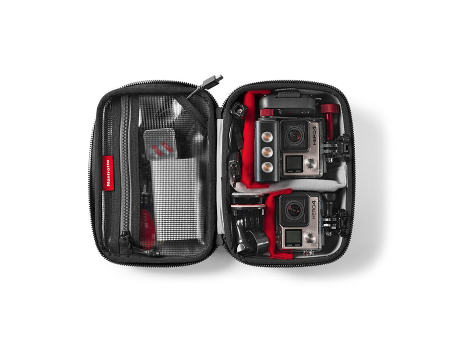 Estuche Manfrotto MB OR ACT HCS  Offroad Stunt chico