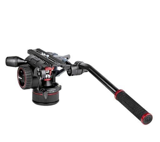 Cabeza fluida Manfrotto MVHN12AH Nitrotech N12 de video