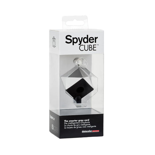 Cubo Calibrador de Color Data Color para Foto Spyder3Cube (SC200)