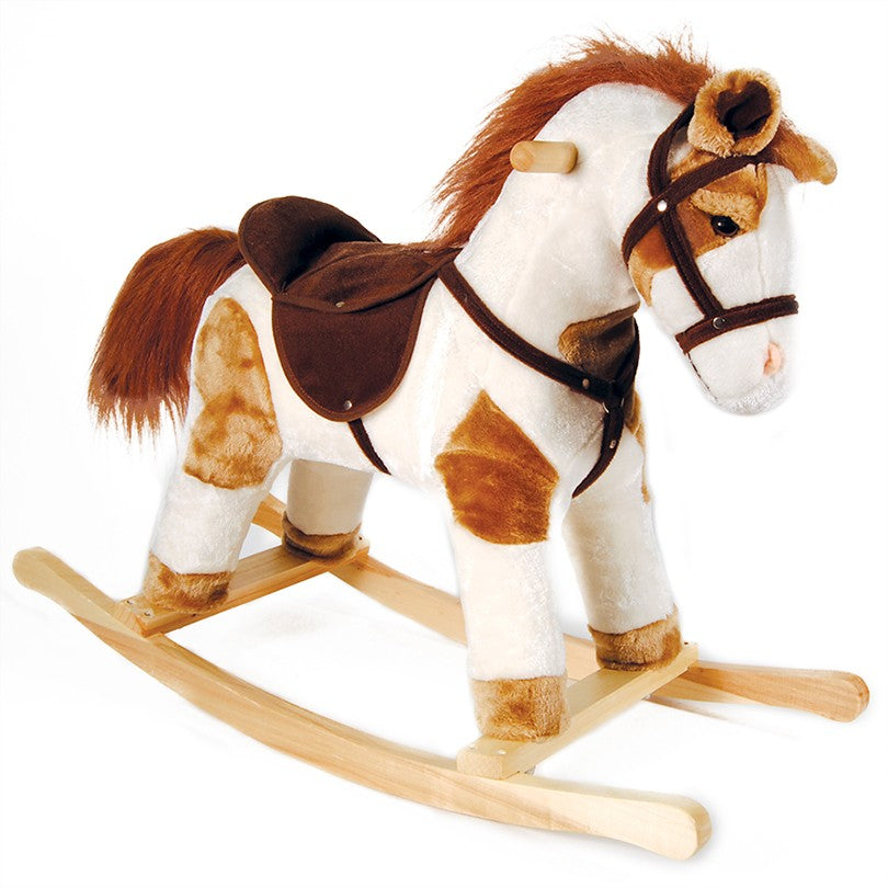 "24"" Rocking Horse with Whinny Sound Effects"