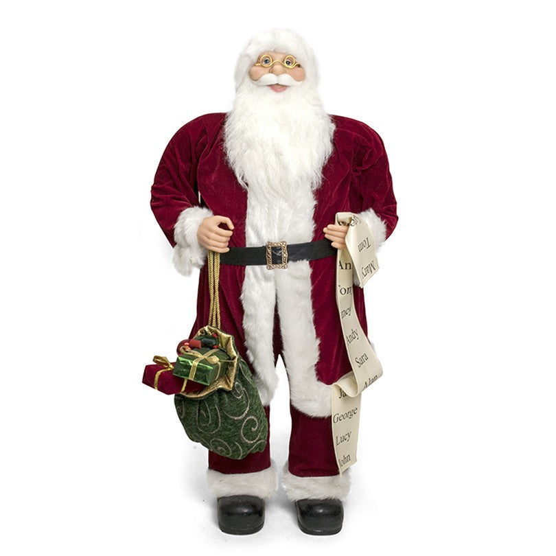 "48"" Santa with Gifts"