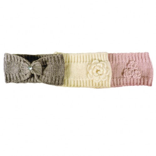 Ladies Flower Headband