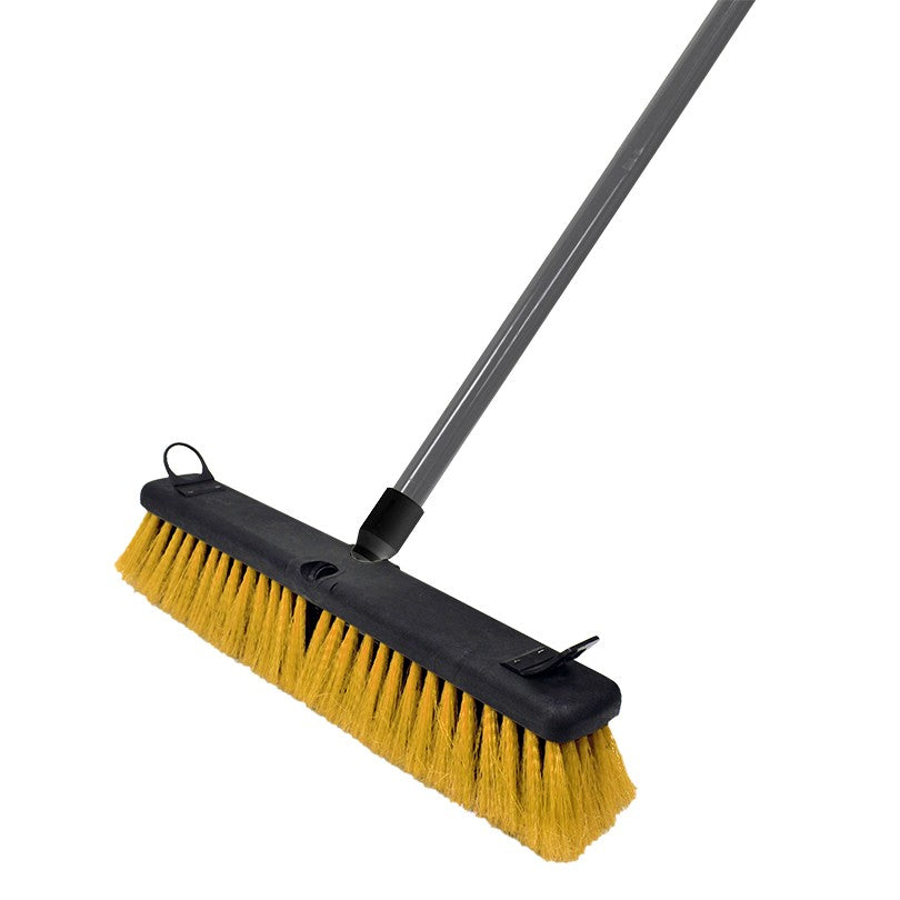 "18"" Push Broom"