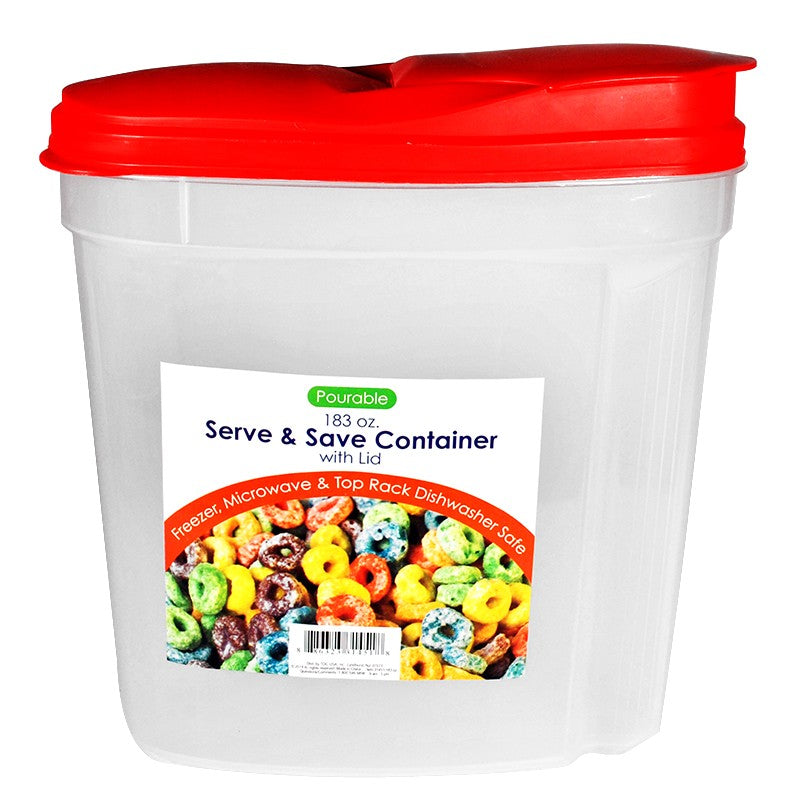 Serve & Save Container