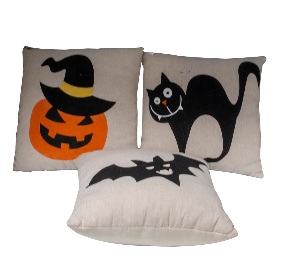 "11"" Halloween Pillow"