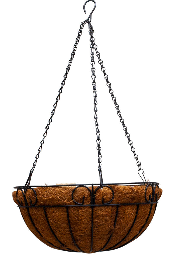 "12"" Coconut Basket"