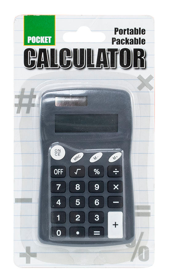 Mini 8 Digital Calculator