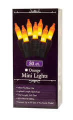 50 Count Halloween Mini Lights