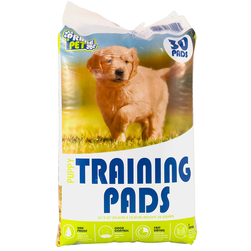30 Count Pet Training Pads