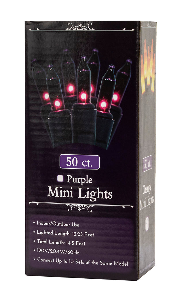 100 Count Halloween Mini Lights