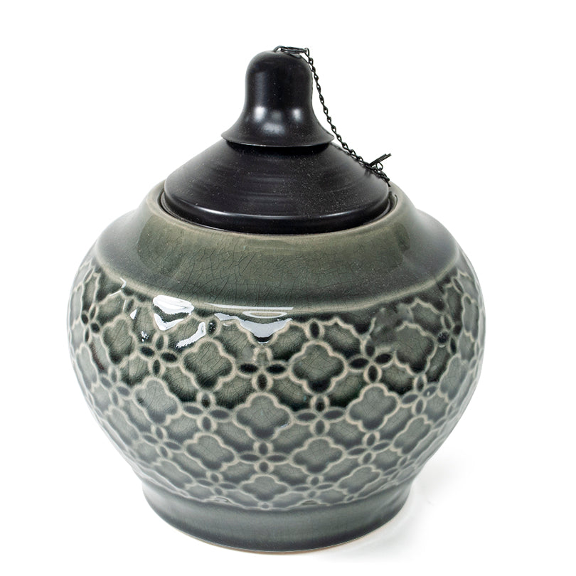 "7"" Ceramic Oil Burner"