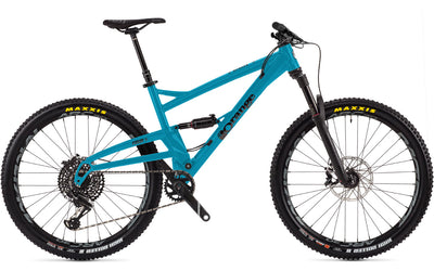 Orange Bikes 2019 Four RS Suspension Trail Mountain Bike