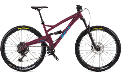 Orange Bikes 2019 Stage 5 RS Suspension Trail Mountain Bike