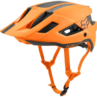 Fox 2019 Flux Atomic Orange MTB Trail Helmet