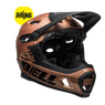 Bell Super DH MIPS Matt/Gloss Copper MTB Helmet