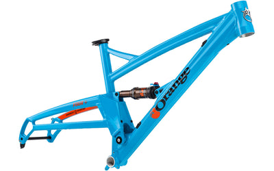 Orange Bikes 2019 Four Suspension Trail Mountain Bike Frame