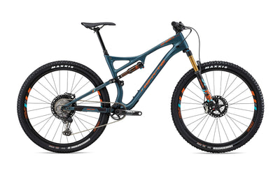 Whyte Bikes 2019 S-120C Works 29er Suspension Mountain Bike