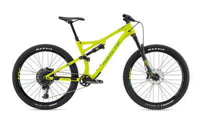 Whyte Bikes 2019 T-130C RS Suspension Mountain Bike