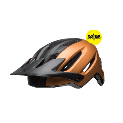 Bell 4Forty MIPS Matt/Gloss Copper/Black MTB Helmet SAVE 30%