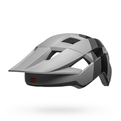 Bell Spark Downdraft Matte Grey/Orange MTB Helmet