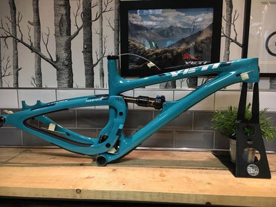 Yeti Cycles 2017 SB4.5 T-Series Mountain Bike Frame Medium Clearance Sale 20% OFF