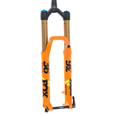 Fox 36 Float Factory Fit QR Tapered Team Orange Fork 2018 Limited Edition