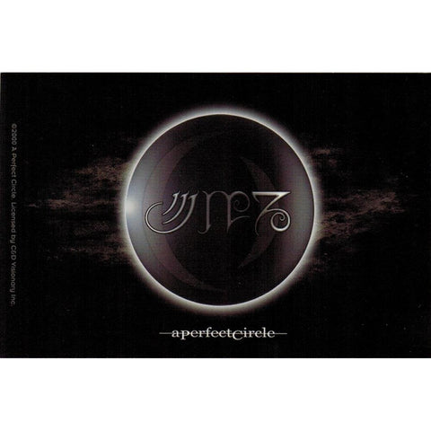 A Perfect Circle Eclipse Sticker