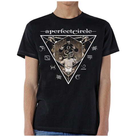 A Perfect Circle Outsider Men's Black T-Shirt