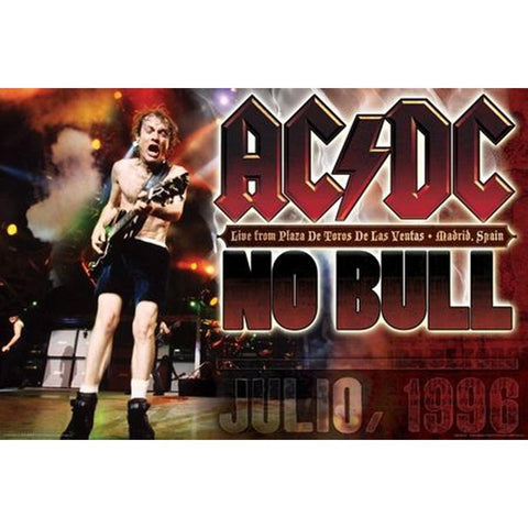 AC/DC Angus Poster