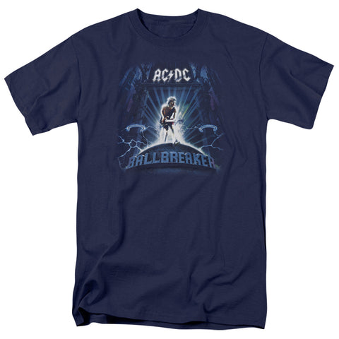 AC/DC Special Order Ballbreaker Men's 18/1 100% Cotton Short-Sleeve T-Shirt