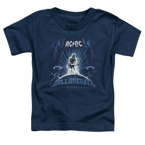 AC/DC Special Order Ballbreaker Toddler 18/1 100% Cotton Short-Sleeve T-Shirt