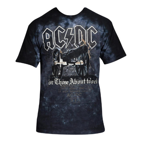 AC/DC Cannon Men's T-shirt