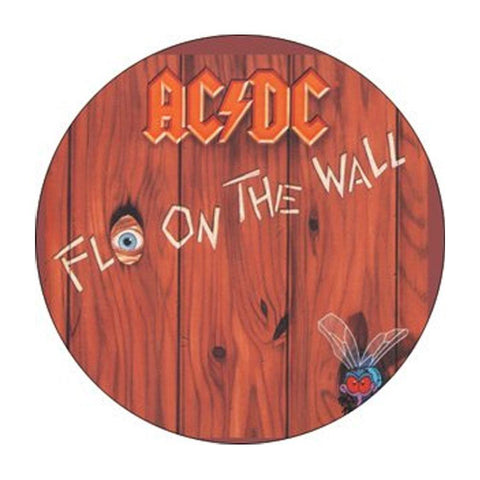 AC/DC Fly On The Wall Button