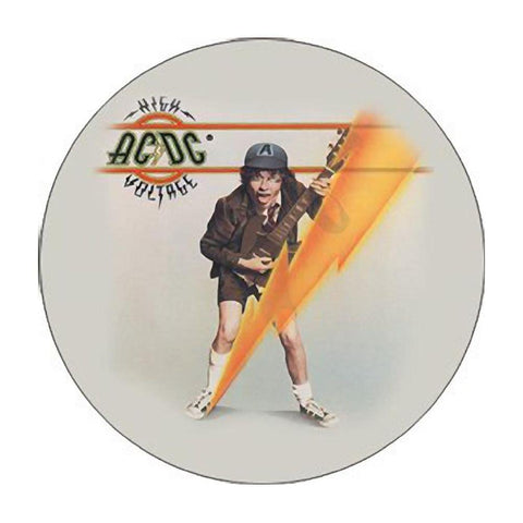 AC/DC High Voltage Button