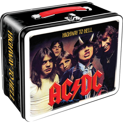 AC/DC Highway To Hell Lunch Box