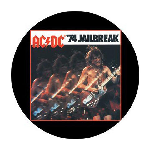 AC/DC Jail Break Button