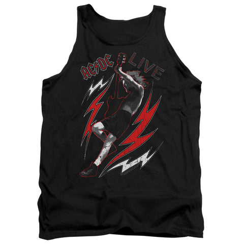 AC/DC Special Order Live Men's 18/1 100% Cotton Tank Top