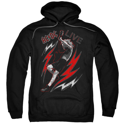 AC/DC Special Order Live Men's Pull-Over 75% Cotton 25% Poly Hoodie