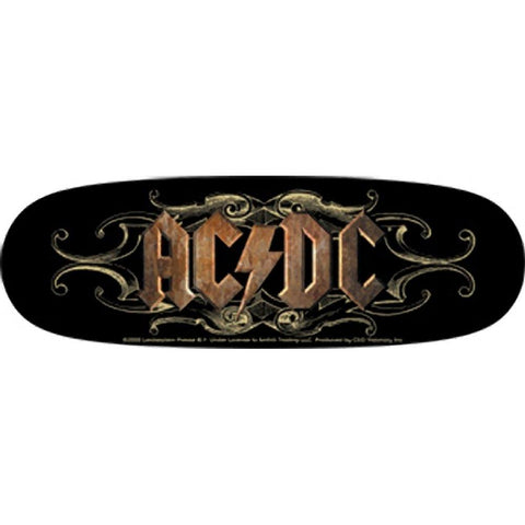 AC/DC Ornate Sticker